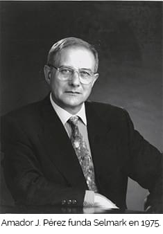 Amador J. Pérez funda Selmark en 1985.