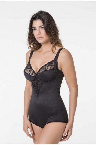 STRUCTURED BODY SUIT